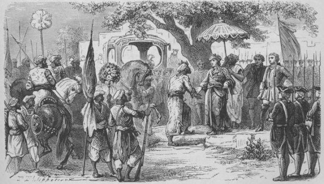 Dupleix_meeting_the_Soudhabar_of_the_Deccan