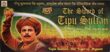 "1990 TV series ""The Sword Of Tipu Sultan"""